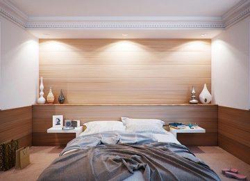 רענון חדר שינה יחיד עם ריהוט אוניברסלי